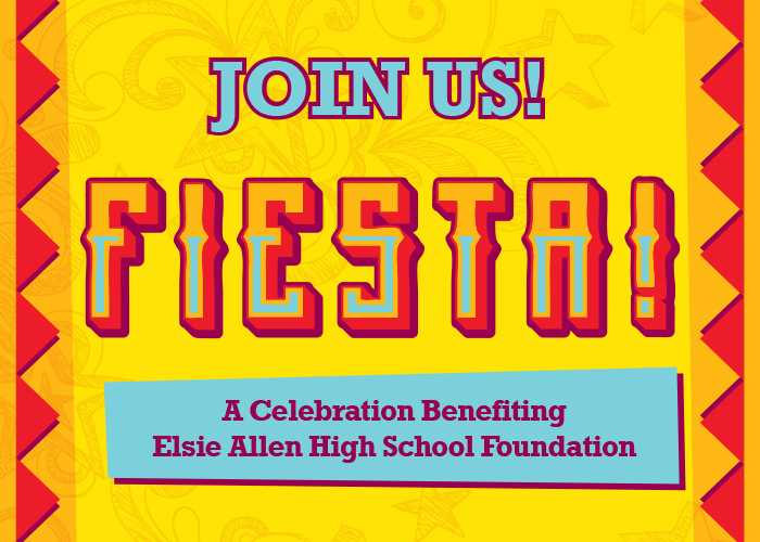 Elsie Allen High School Foundation – FIESTA!