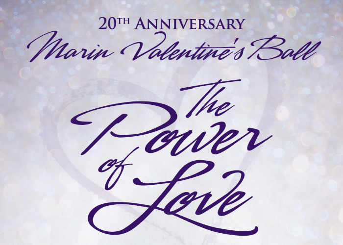 Marin Valentine's Ball – Power of Love