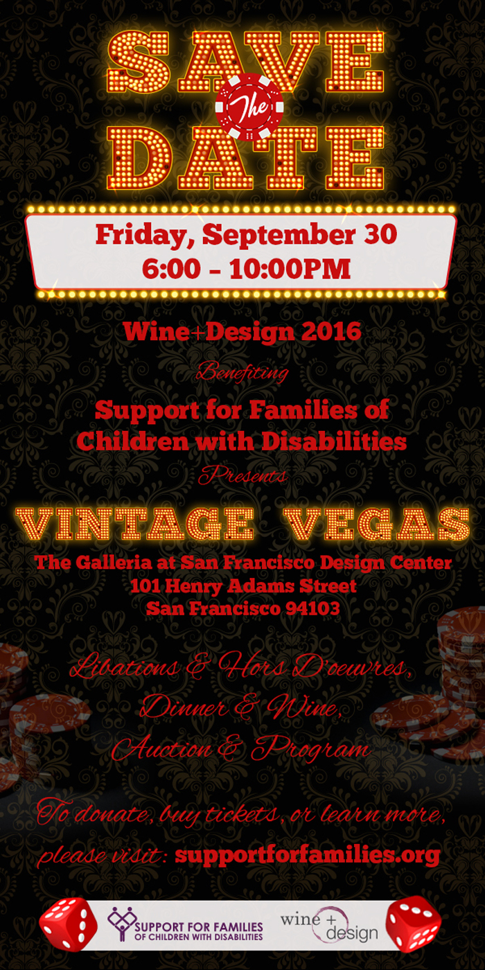Support for Families – Vintage Vegas